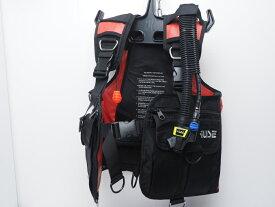 USED HUSE ハリサン BCジャケット 水中ホーン付 サイズ:L [36629]