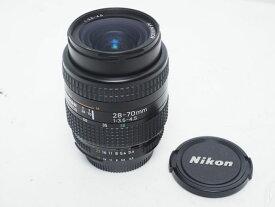 USED Nikon AF NIKKOR 28-70mm 1:3.5-4.5 ニコン [37043]