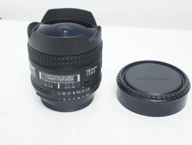 USED Nikon AF Fisheye NIKKOR 16mm 1:2.8D ニコン [37046]