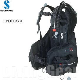 SCUBAPRO(スキューバプロ) ハイドロスX BCジャケット HYDROS X [レディース] [BPI(バランスパワーインフレーター装備モデル)]