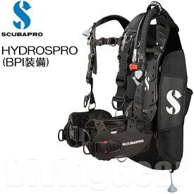 SCUBAPRO(スキューバプロ) HYDROSPRO ハイドロスプロ BCジャケット[BPI(バランスパワーインフレーター装備モデル)]