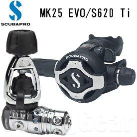 SCUBAPRO(スキューバプロ) 12-620-000 MK25EVO/S620 Ti レギュレーター