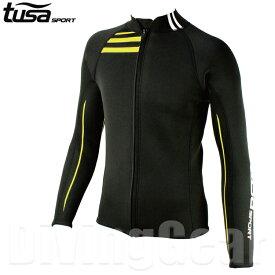 tusa sport(ツサスポーツ) UA5121 MEN'S WEAR メンズウェア (2mm厚タッパー)