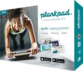 Plankpad PRO プランクパッド 体幹トレーニング インナーマッスル エクササイズ フィットネス 室内用 スマホ連動