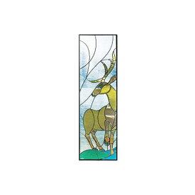 ステンドグラス (SH-B16) 一部鏡面ガラス 1625×480×20mm ピュアグラス Bサイズ (約24kg) メーカー在庫限り ※代引不可