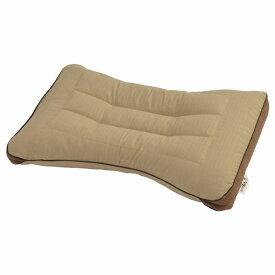 枕 38×56cm 紀州 備長炭 パイプ 西川 国産 日本製 消臭 06-NS8855