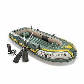 シーホーク 3 ボートセット 【INTEX】