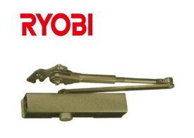 リョービ S-202P C1ブロンズ色 ※3台以上送料無料 ドアクローザー RYOBI S202P C1
