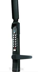 長沢製作所 キーレックス3100 K323CM 鍵付タイプ ブラック(BL)色
