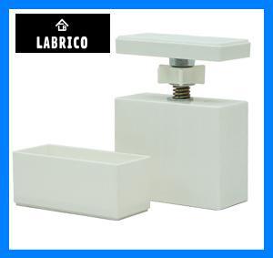 LABRICO(ラブリコ) 2×4 アジャスター オフホワイト(DXO-1)
