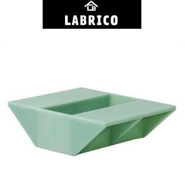 LABRICO(ラブリコ) 2×4 棚受ダブル ヴィンテージグリーン(DXV-3)