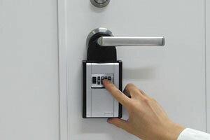 ABUS カードとカギの預かり箱 DS-KB-2 【キーボックス】