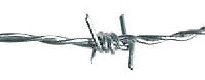 有刺鉄線(オニハリ)ステンレス線 100m巻(#14)