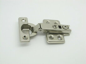 【メール便可】 26Φ スライド丁番 全カブセ(12mm)キャッチ付