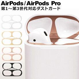 AirPods AirPods2 アクセサリー エアーポッズ 防塵 ホコリガード ダストガード 18Kコーティング 極薄 メタリックプレート シャットアウト 汚れにくい おしゃれ かわいい シンプル カッコイイ オススメ メンズ レディース おすすめ 人気 y2