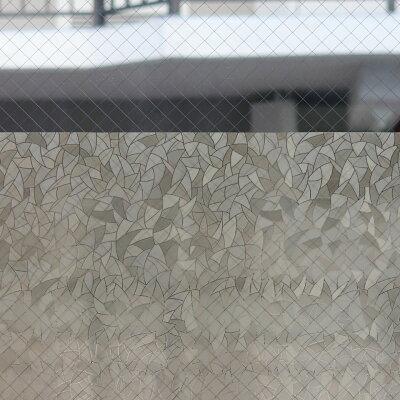 貼って試せるサンプル窓ガラスフィルム目隠しシートはがせる窓目隠しシート窓ガラスフィルム[mgch90-l016g-sam]装飾フィルムおしゃれリフォーム防犯目隠しフィルム飛散防止プライバシー対策ウィンドウフィルムウィンドウシート