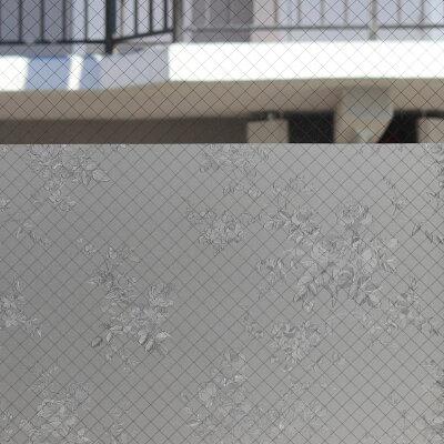 貼って試せるサンプル窓ガラスフィルム目隠しシートはがせる窓目隠しシート窓ガラスフィルム[mgch90-l048-sam]装飾フィルムおしゃれリフォーム防犯目隠しフィルム飛散防止プライバシー対策ウィンドウフィルムウィンドウシート