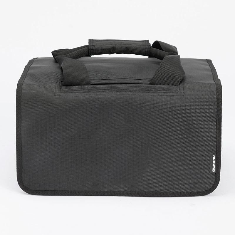 MAGMA 45 Record-Bag 150 Black (7インチレコード用バッグ)