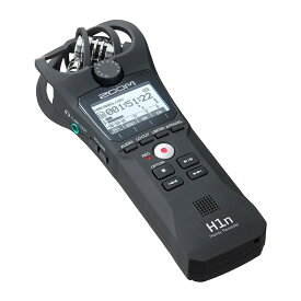 ZOOM H1n Handy Recorder 【p5】