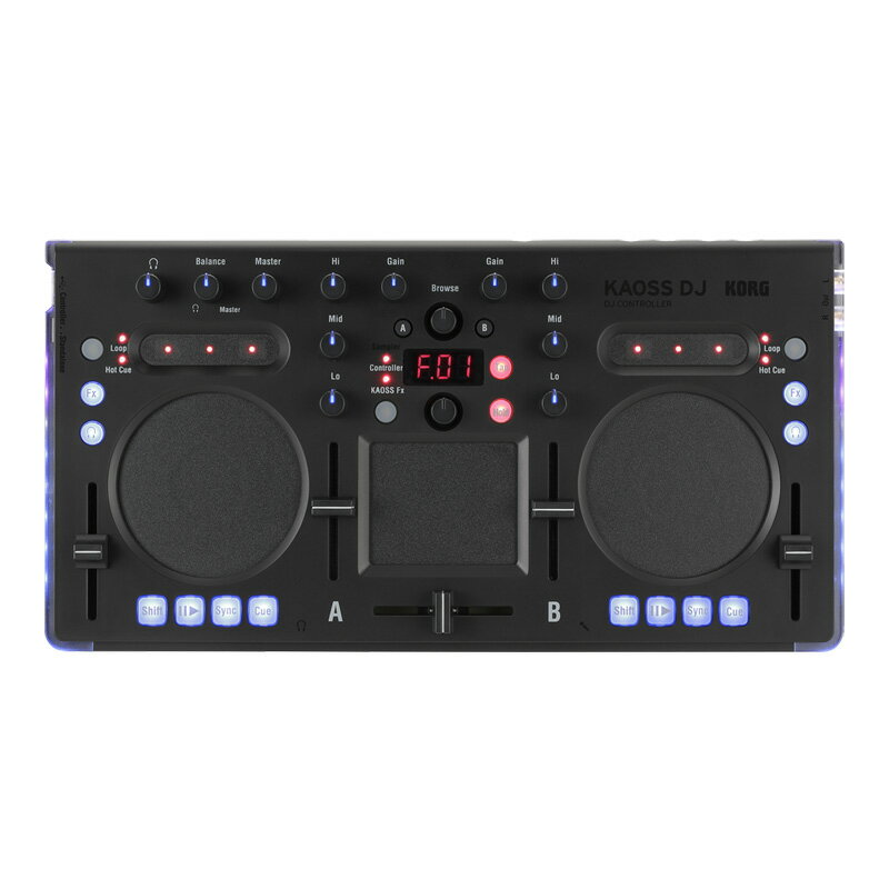 KORG KAOSS DJ 【台数限定特価】