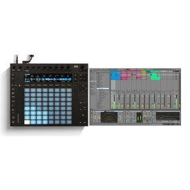 Ableton Push 2 - Live 10 Suite バンドル 【数量限定 Live 10 攻略BOOK (書籍) プレゼント中!】 【P5】