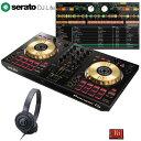 Pioneer DJ DDJ-SB3-N +ATH-S100BK 初心者ヘッドホンセット 【Serato DJ Lite対応DJコントローラー台数限定モデル】【…