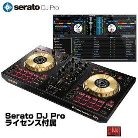 Pioneer DJ DDJ-SB3-N + Serato DJ Pro ライセンスセット 【Serato DJ Lite対応DJコントローラー台数限定モデル】