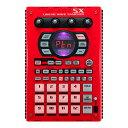 Roland SP-404SX [Sampler] (ソリッドレッド×メタリックレッド) 【台数限定限定カラーパネル!】