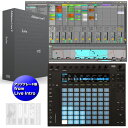 Ableton Live 9 Suite UG from Intro + Push2 セット 【数量限定 MASTER OF Live 9 (書籍)プレゼント中...