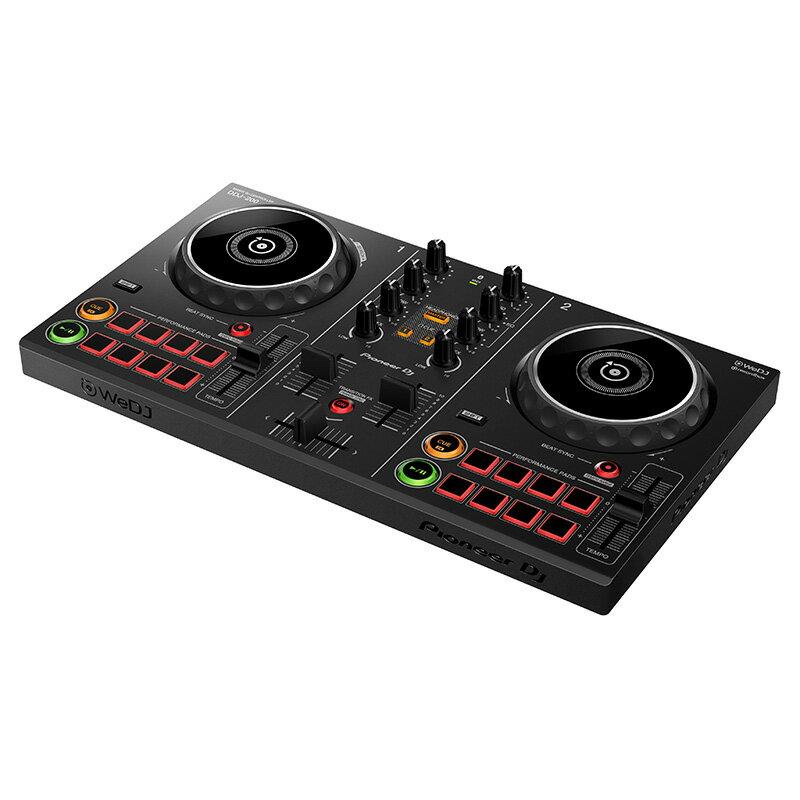 Pioneer DJ DDJ-200 【予約商品 / 5月23日発売】