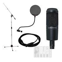 audio-technicaAT2035ビギナーズ・レコーディング・マイクセットB