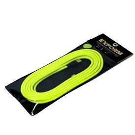 EXFORM PREMIUM USB CABLE for DJs 5.0m 【DJUSB-5M-YLW】