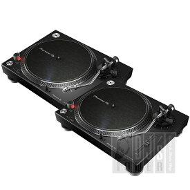 【カートリッジケース プレゼント】 Pioneer DJ PLX-500-K TWIN SET