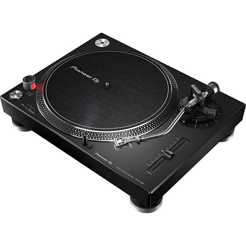【レコードクリーニングクロス プレゼント!】 Pioneer DJ PLX-500-K
