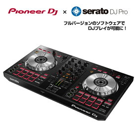 Pioneer DJ DDJ-SB3 + Serato DJ Proライセンス セット【あす楽対応】【土・日・祝 発送対応】
