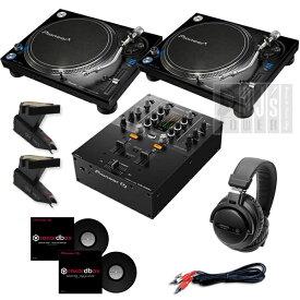 Pioneer DJ PLX-1000 + DJM-250MK2 DVS入門 SET
