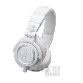 audio-technicaATH-M50x WH【P10】