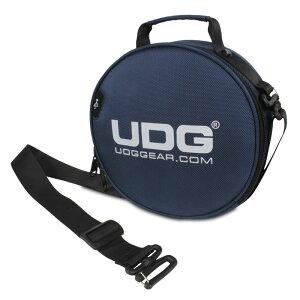 UDG Ultimate DIGI ヘッドフォン バッグ (ダークブルー) 【U9950DB】