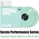 Serato Control Vinyl Performance Series [G.I.D.]【2枚セット】