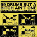 DAYDRUM 99 DRUMS BUT A BITCH AIN'T ONE VOL.2【サンプリングCD】