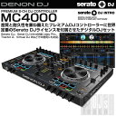 DENON DJ MC4000 + Serato DJ ライセンス SET
