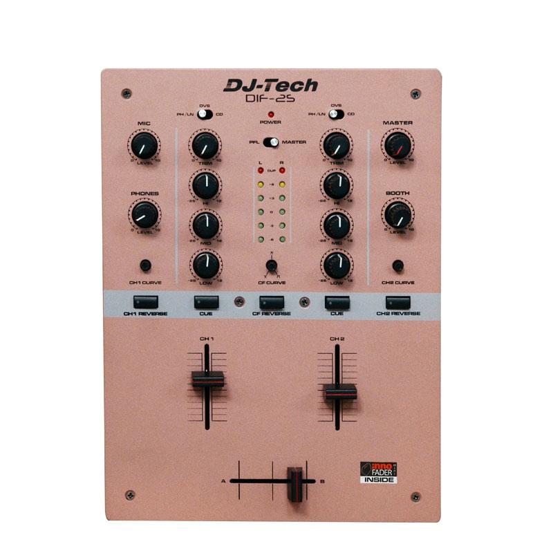 DJ-Tech DIF-2S / PK 【ピンクカラーモデル】【台数限定特価】