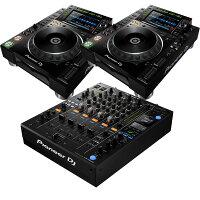 PioneerDJ(パイオニア)CDJ-2000NXS2+DJM-900NXS2SET