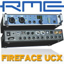 RME Fireface UCX 【9月下旬以降入荷予定】