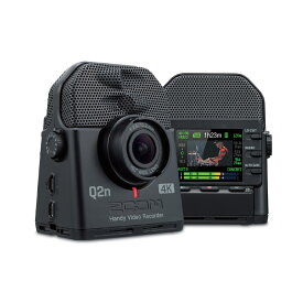 ZOOM Q2n-4K (Handy Video Recorder) 【P6】