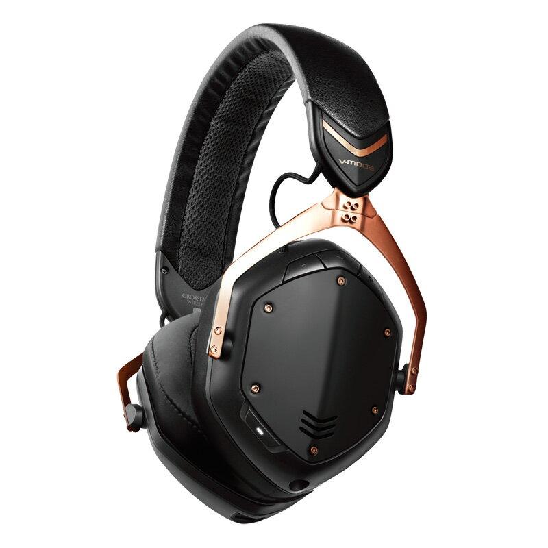 V-MODA Crossfade II Wireless CodexEdition 【Rose Gold Black】 【国内正規品1年保証】