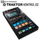 Native Instruments TRAKTOR KONTROL D2 【P10】