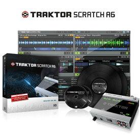Native Instruments TRAKTOR SCRATCH A6【新価格】【P10】