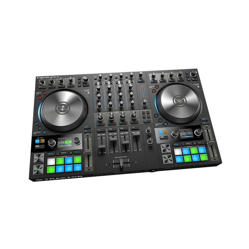 【選べる特典プレゼント中!】 Native Instruments TRAKTOR KONTROL S4 MK3 【P10】
