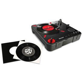 Numark PT01 SCRATCH 【SCRATCH RECORD SET】 【今なら便利なレコードキャッププレゼント中!】